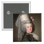 Marie-Antoinette  of Habsbourg-Lorraine Button