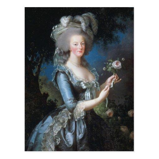 Marie Antoinette Post Cards