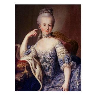 Marie Antoinette Postcard