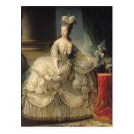 Marie Antoinette  Queen of France, 1779 Postcard