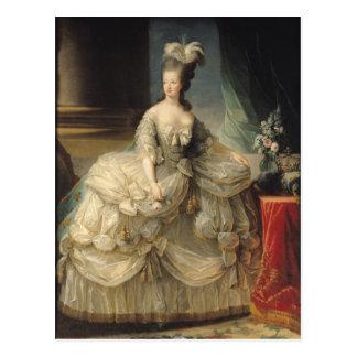 Marie Antoinette Queen of France 1779 Postcards
