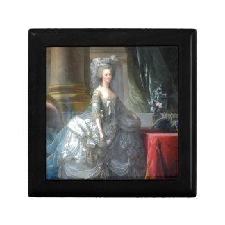Marie Antoinette Small Square Gift Box