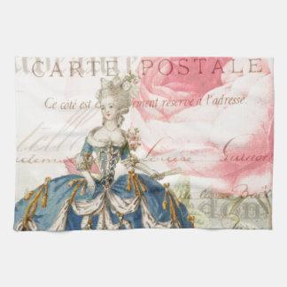 Marie Antoinette Tea Towel