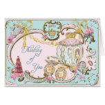 "Marie Antoinette ""Thinking of You"" Rose Card"