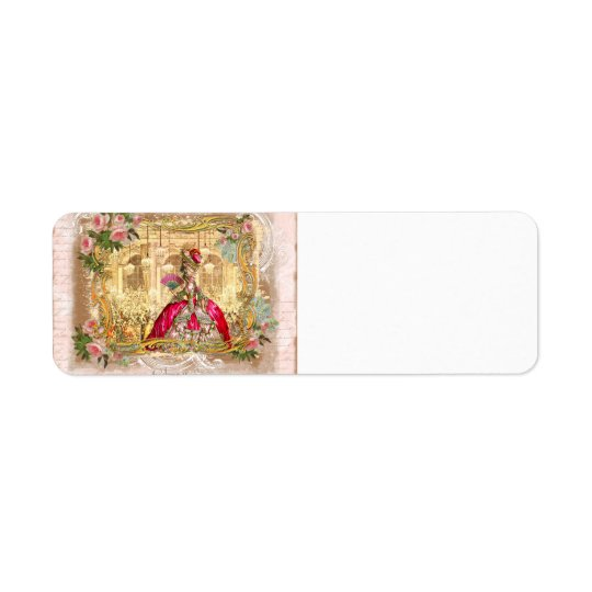 Marie Antoinette Versailles Party in Pink