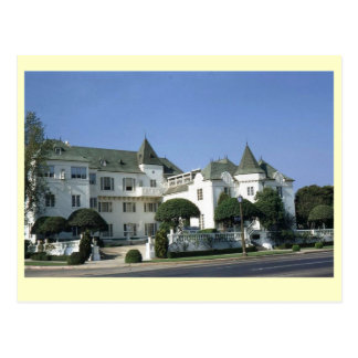 Marie Antoinette, Wilshire Blvd, Los Angeles Postcard