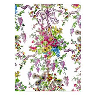 Marie Antoinette's Boudoir Postcard