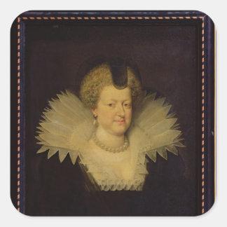Marie de Medici Square Sticker