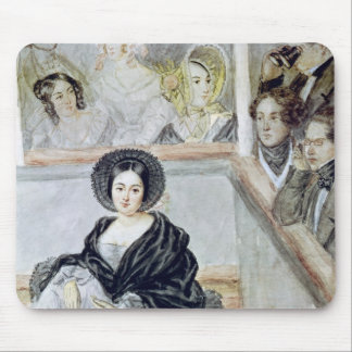 Marie Duplessis at the Theatre Mousepad