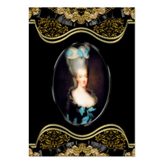 Marie Fairdaye Baroque Professional Business Cards