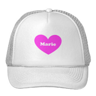 Marie Mesh Hat