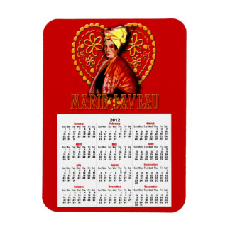 Marie Laveau Voodoo High Priestess Magnets