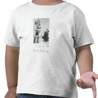 Marie Lloyd as Dick Whittington in 1898 T Shirt