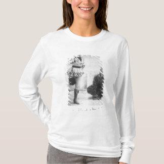 Marie Lloyd  as Dick Whittington in 1898 T-Shirt