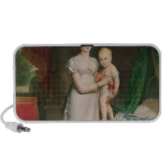 Marie Louise  and the King of Rome Portable Speaker
