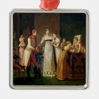 Marie-Louise Austria Bidding Farewell her Christmas Ornament