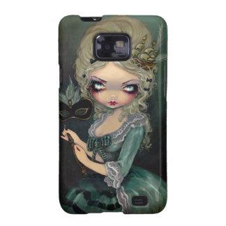 """Marie Masquerade"" Galaxy S Case Galaxy S2 Case"