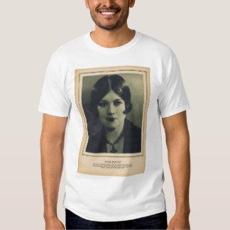 Marie Prevost 1927 vintage portrait T-shirt