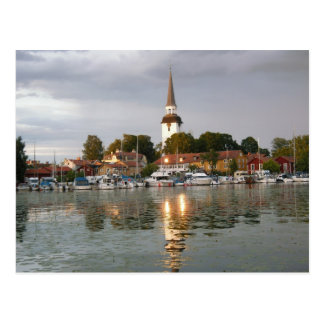 Mariefred Sweden Postcard