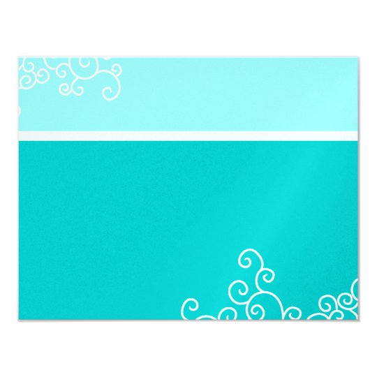 Marielle Shimmer Bat Mitzvah Invitation Reception