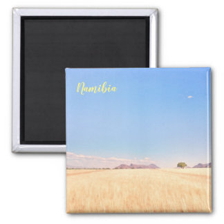 Marienfluss Valley Namibia Landscape Magnet