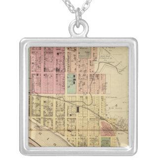 Marietta, Ohio Silver Plated Necklace