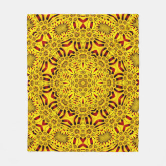 Mariglods   Kaleidoscope Fleece Blankets, 3 sizes