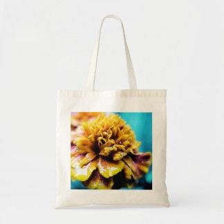 Marigold Block Tote Bag