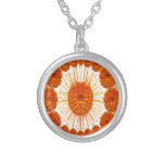 MARIGOLD Flowers - Marry Gold Pendant