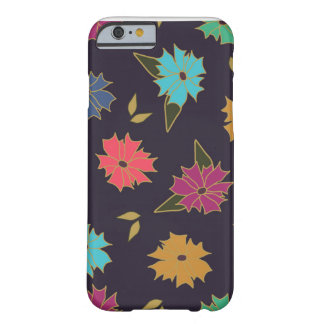 Marigold Twirl Chic Modern Hipster Barely There iPhone 6 Case