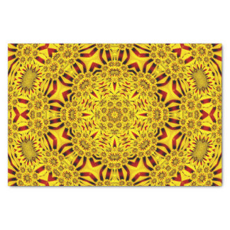 """Marigolds Colorful 10"""" X 15"""" Tissue Paper"""
