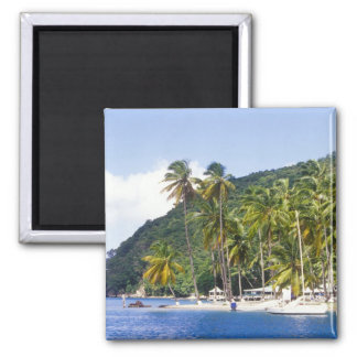 Marigot Bay, St. Lucia, Caribbean Magnet