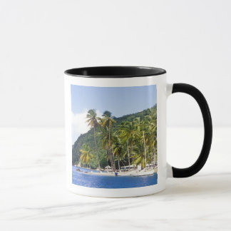 Marigot Bay, St. Lucia, Caribbean Mug