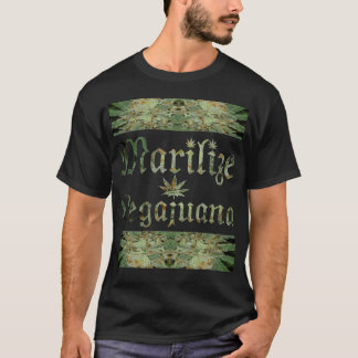 Marilize Legajuana Crystal Bud Shirt in Black