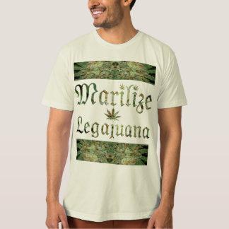 Marilize Legajuana Crystal Bud Shirt ORGANIC