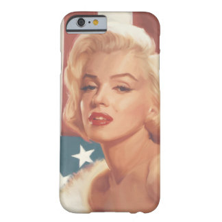 Marilyn Flag Barely There iPhone 6 Case