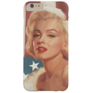 Marilyn Flag Barely There iPhone 6 Plus Case