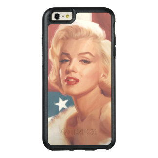 Marilyn Flag OtterBox iPhone 6/6s Plus Case