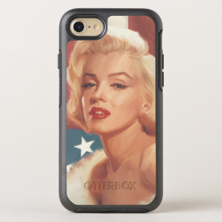 Marilyn Flag OtterBox Symmetry iPhone 8/7 Case