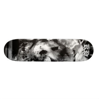 Marilyn Ghost Skate Board