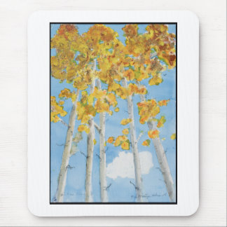"Marilyn Holmes ""Autumn Glory"" Mousepad"