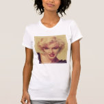Marilyn in Black T-Shirt