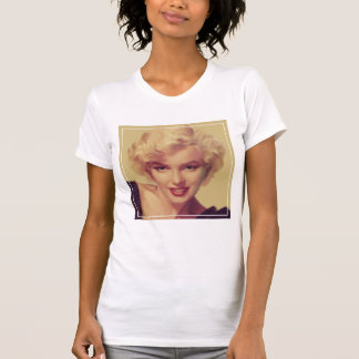 Marilyn in Black T-Shirt