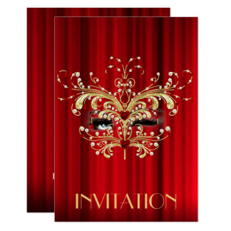 Marilyn Monroe Surprise Party Vip Invitation