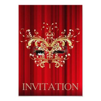 Marilyn Monroe Theater Musical Invitation