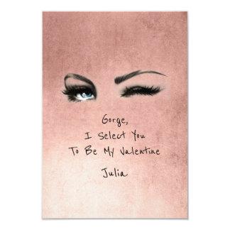 Marilyn Monroe Valentine Love Declaration 9 Cm X 13 Cm Invitation Card