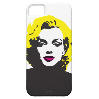 Marilyn_Pop Art 2017 Phone wrap Barely There iPhone 5 Case