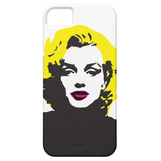 Marilyn_Pop Art 2017 Phone wrap iPhone 5 Cover