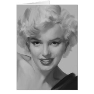 Marilyn the Look Card
