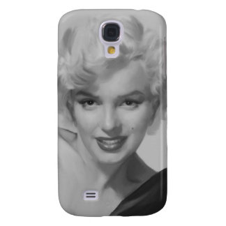Marilyn the Look Galaxy S4 Case
